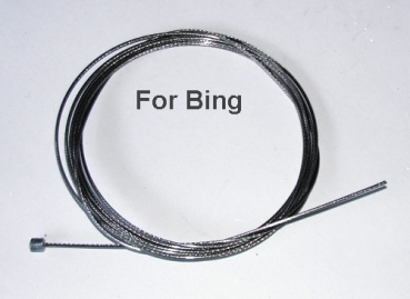 Bowdenzug / throttlecable Bing 200cm